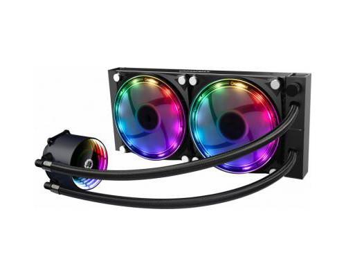Система водяного охолодження Gamemax IceHill240-Rainbow