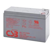 Батарея до ДБЖ CSB 12В 7.2 Ач (GPL1272F2)