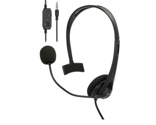 Навушники 2E CH11 Mono 3.5mm / 2*3.5mm (2E-CH11MJ)