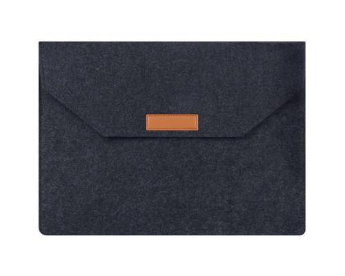 "Чохол до ноутбука AirOn 13,3"" Premium Black (4822356710621)"