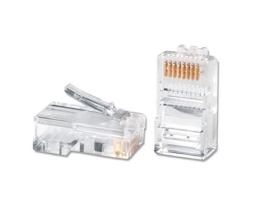 Конектор Atcom RJ45 cat.5e UTP 8p8c * 100 (3796)