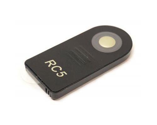 Пульт ДУ для фото- відеокамер Meike Canon MK-RC5 (RT960019)